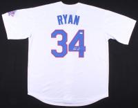 Nolan Ryan Signed Rangers Jersey (PSA COA) at PristineAuction.com