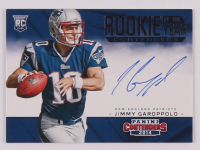 Jimmy Garoppolo 2014 Panini Contenders ROY Contenders Autographs #ROYJG at PristineAuction.com