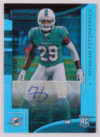 Minkah Fitzpatrick 2018 Rookies and Stars Rookies Longevity Signatures #143 at PristineAuction.com