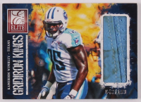 Kamerion Wimbley 2014 Elite Gridiron Jersey Kings #62 at PristineAuction.com