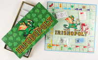 """2004 """"Irishopoly"""" Monopoly Board Game Set at PristineAuction.com"""