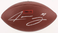 """Jarvis Landry Signed Official NFL """"The Duke"""" Game Ball (JSA COA) at PristineAuction.com"""