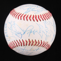 Arizona Fall League Baseball Signed by (25) with Davey Lopes, Jack Billingham, Rusty Greer (SOP COA) at PristineAuction.com