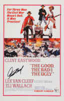 """Clint Eastwood Signed """"The Good, the Bad & the Ugly"""" 11x17 Poster (PSA LOA) at PristineAuction.com"""