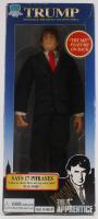 Donald Trump Signed Talking Doll Figurine Cover (JSA ALOA) at PristineAuction.com