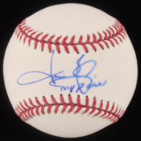 "Jason Giambi Signed OML Baseball Inscribed ""MVP 2000"" (TriStar Hologram) at PristineAuction.com"
