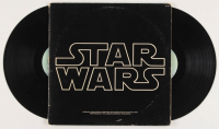"Original 1977 ""Star Wars"" Vinyl LP Soundtrack Record Album at PristineAuction.com"