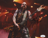 "Kerry King Signed Slayer 8x10 Photo Inscribed ""KFK"" (JSA COA) at PristineAuction.com"
