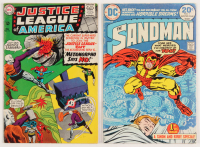Lot of (2) 1966 & 1974 DC Comic Books at PristineAuction.com