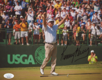 Kenny Perry Signed 8x10 Photo (JSA COA) at PristineAuction.com