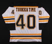 Tuukka Rask Signed Jersey (Rask COA) at PristineAuction.com