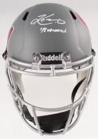 "Kyler Murray Signed Oklahoma Sooners Full-Size AMP Alternate Speed Helmet Inscribed ""'18 Heisman"" (Beckett COA) at PristineAuction.com"