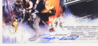 """Roger Kastel Signed """"The Empire Strikes Back"""" 16x20 Photo (AutographCOA Hologram) at PristineAuction.com"""