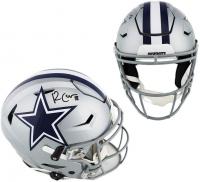 Randall Cobb Signed Cowboys Full-Size Authentic On-Field SpeedFlex Helmet (Radtke COA) at PristineAuction.com