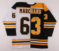Brad Marchand Signed Jersey (Marchand COA) at PristineAuction.com