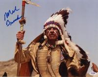 "Mel Brooks Signed ""Blazing Saddles"" 11x14 Photo (PSA Hologram) at PristineAuction.com"