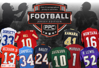 Press Pass Collectibles 2020 Football Jersey Mystery Box–Series 1 (Limited to 50) at PristineAuction.com