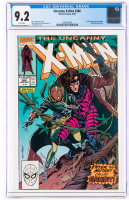 "1990 ""The Uncanny X-Men"" Issue #266 Marvel Comic Book (CGC 9.2) at PristineAuction.com"