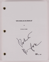 "Robert Redford Signed ""Butch Cassidy and the Sundance Kid"" Movie Script (AutographCOA LOA) at PristineAuction.com"