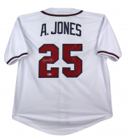 Andruw Jones Signed Jersey (Beckett COA) at PristineAuction.com