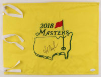 Fred Couples Signed 2018 Masters Tournament Golf Pin Flag (JSA COA) at PristineAuction.com