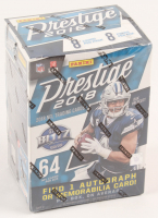 2018 Panini Prestige Football Unopened Box with (8) Packs at PristineAuction.com