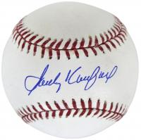 Sandy Koufax Signed OML Baseball (Beckett COA & MLB Hologram) at PristineAuction.com