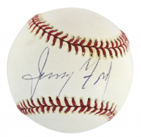 Gerald Ford Signed OAL Baseball (PSA LOA) at PristineAuction.com