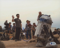 """J.J. Abrams Signed """"Star Wars: The Force Awakens"""" 8x10 Photo (Beckett COA) at PristineAuction.com"""