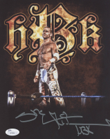 """Shawn Michaels Signed WWE 8x10 Photo Inscribed """"HBK"""" (JSA COA) at PristineAuction.com"""