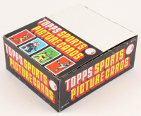 1987 Topps Sports Picture Cards Box with (24) Rak Packs at PristineAuction.com