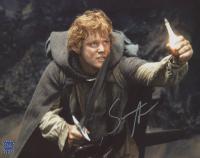 "Sean Astin Signed ""Lord of the Rings"" 8x10 Photo (DA COA) at PristineAuction.com"