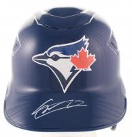 Vladimir Guerrero Jr. Signed Blue Jays Full-Size Batting Helmet (PSA COA) at PristineAuction.com