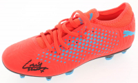 Luis Suarez Signed Puma Soccer Cleat (Beckett COA) at PristineAuction.com