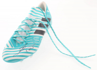 "Lionel Messi Signed Adidas Soccer Cleat Inscribed ""Leo"" (Beckett COA) at PristineAuction.com"
