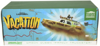 "Chevy Chase Signed LE ""National Lampoon's Vacation"" 1979 Wagon Queen Family Truckster 1:18 Die-Cast Car (Beckett COA & Chase Hologram) at PristineAuction.com"