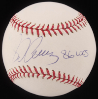 "Sid Fernandez Signed OML Baseball inscribed ""86 WSC"" (SOP COA) at PristineAuction.com"