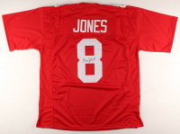 Daniel Jones Signed Jersey (JSA COA) at PristineAuction.com