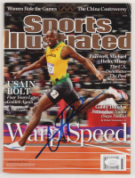 Usain Bolt Signed 2012 Sports Illustrated Magazine (JSA COA) at PristineAuction.com