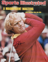 Jack Nicklaus Signed 1975 Sports Illustrated 11x14 Photo (JSA COA) at PristineAuction.com