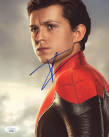 """Tom Holland Signed """"Spider-Man: Far From Home"""" 8x10 Photo (JSA COA) at PristineAuction.com"""