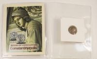 Constantinopolis Roman Bronze Coin AD 330-346 at PristineAuction.com