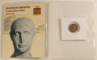 Constantius Gallus Roman Bronze Coin AD 351-354 at PristineAuction.com