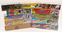 Lof of (11) Topps Complete Baseball Cards Sets at PristineAuction.com