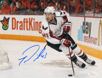 Tom Wilson Signed Capitals 8x10 Photo (JSA COA) at PristineAuction.com