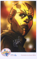 "Dustin ""Goldust"" Runnels Signed 11x17 Poster (JSA Hologram) at PristineAuction.com"
