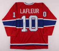 Guy Lafleur Signed Jersey (Your Sports Memorabilia Store COA) at PristineAuction.com
