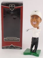 Vintage Tiger Woods Nike #1 Collector Series Bobblehead at PristineAuction.com