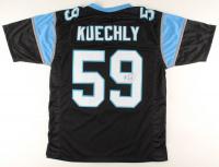 Luke Kuechly Signed Jersey (JSA COA) (Imperfect) at PristineAuction.com