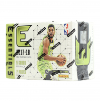 2017-18 Panini Essentials Basketball Blaster Box of (7) Packs at PristineAuction.com